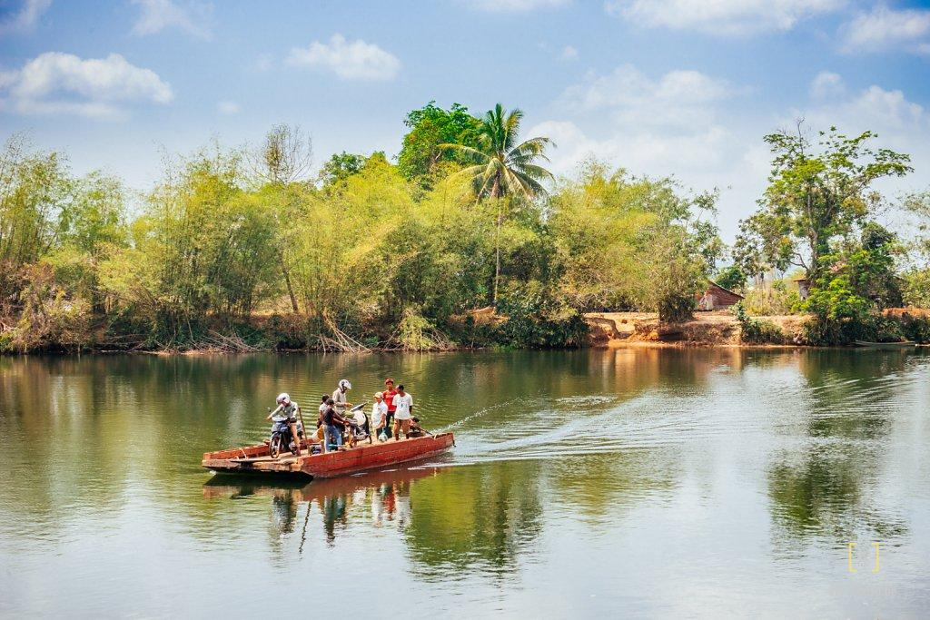 Paysage - Chi Phat Ecotourism - Cambodge