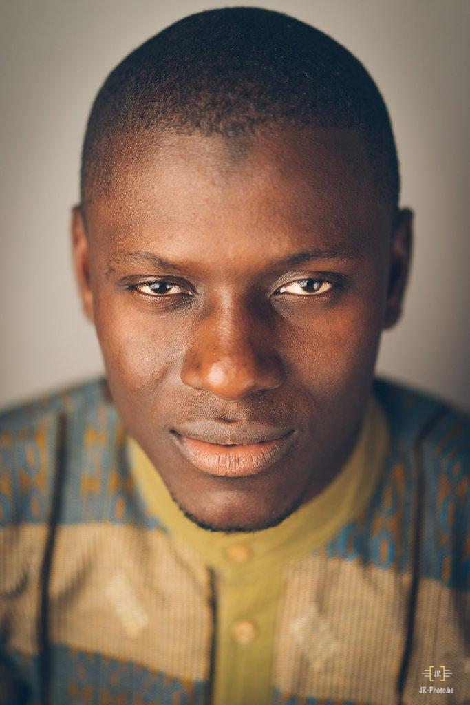 "Portrait ""Headshot"" - Ibrahim"