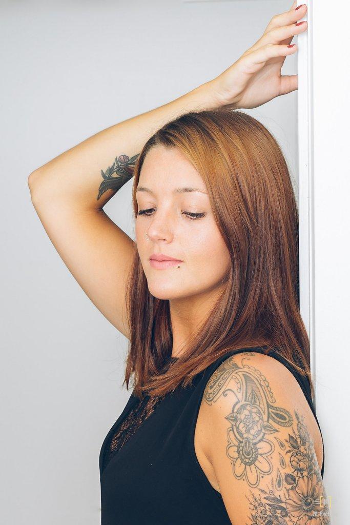 Portrait Studio - Emilie