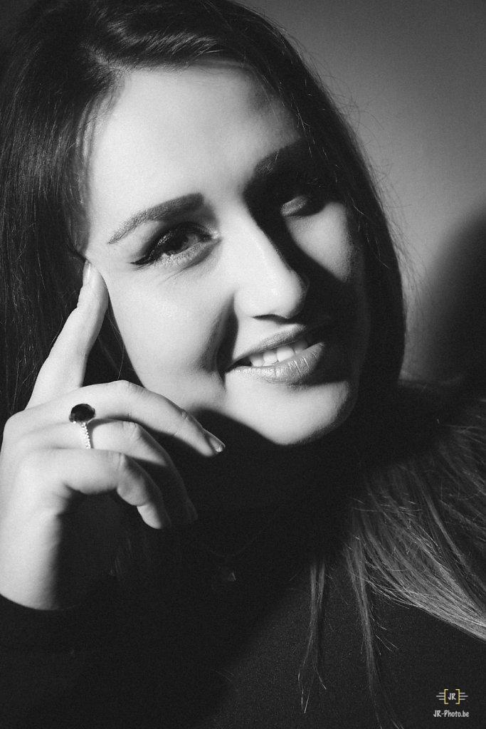 Portrait - Stoyana