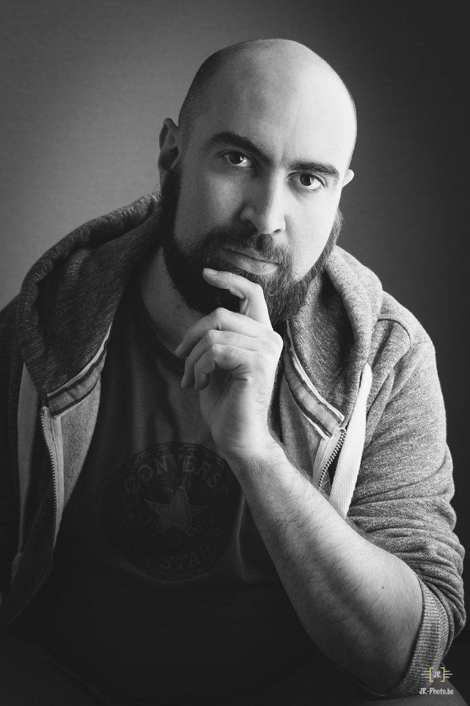 Portrait - Votre photographe - Jonathan