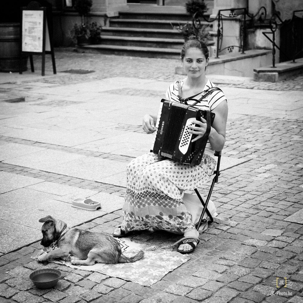 Photo de rue - Music