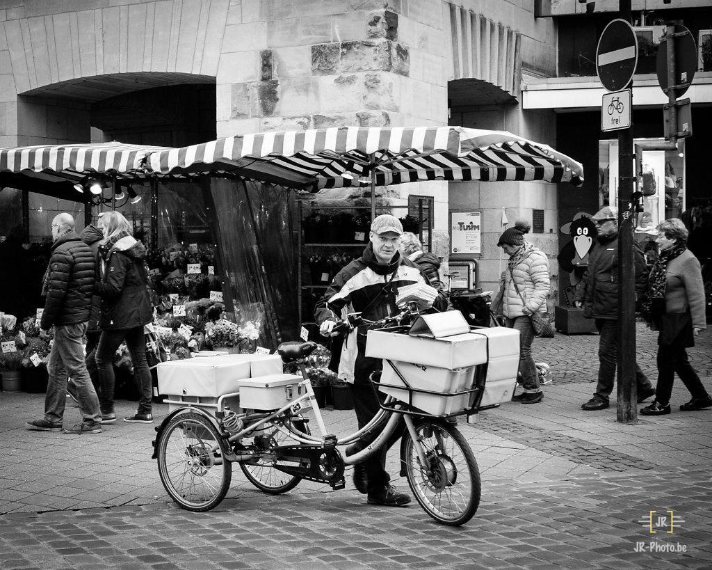 Photo de rue - La Poste
