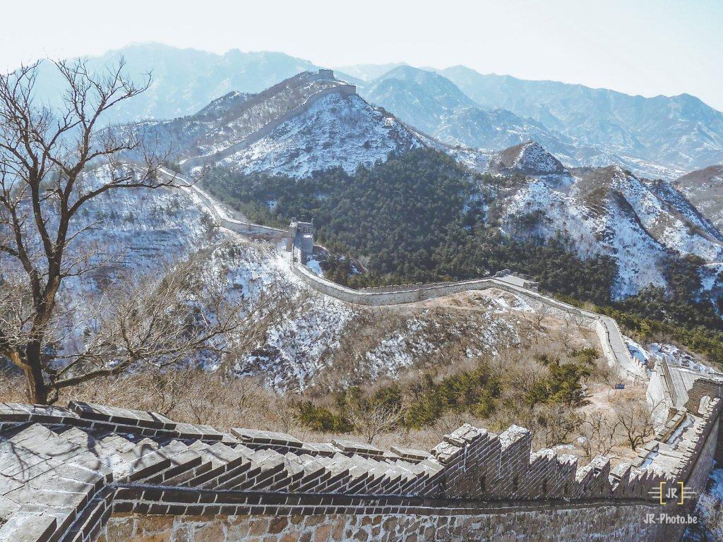 Paysage - La Grande Muraille de Chine